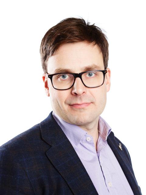David Sundström blir ny affärsområdeschef på Lindbäcks