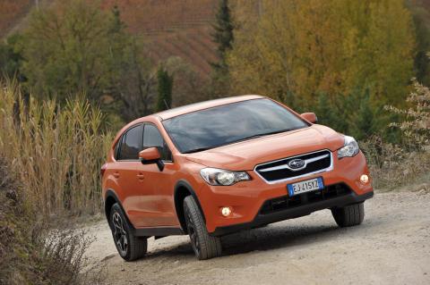 Subaru får toppbetyg av amerikanska IIHS