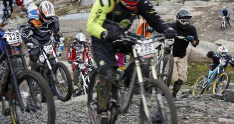 SkiStar Åre: Maxi Avalanche in Åre - Marathon downhill with mass start