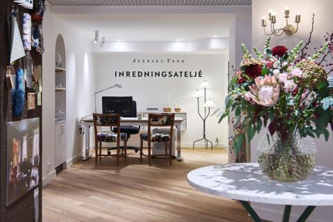 Svenskt Tenns Inredningsateljé