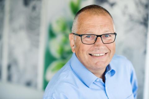 Gunnar Moen, fagansvarlig kommuner