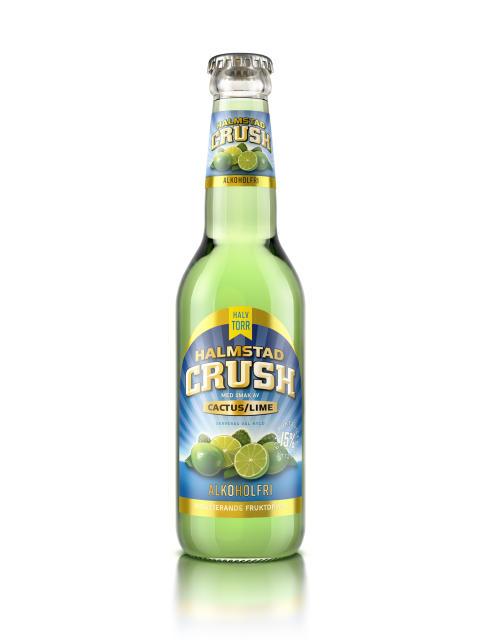 Halmstad Crush Cactus/lime Alkoholfri