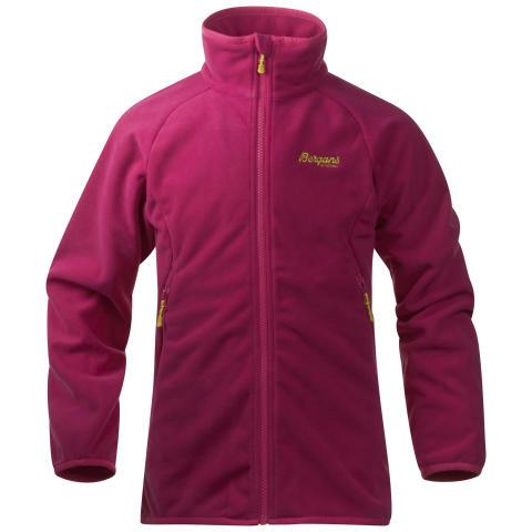 Lunner Girl Jacket - Cerice/Hot Pink