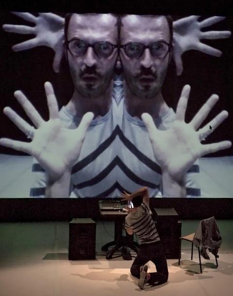 Joseph av Alessandro Sciarroni visas på NorrlandsOperan 10 september 2014.