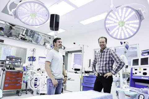 Patientsäker totalrenovering i Skellefteå