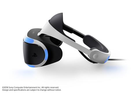 VR © Sony Interactive Entertainment Inc. All rights reserved. Design and specifications are subject to change without notice.
