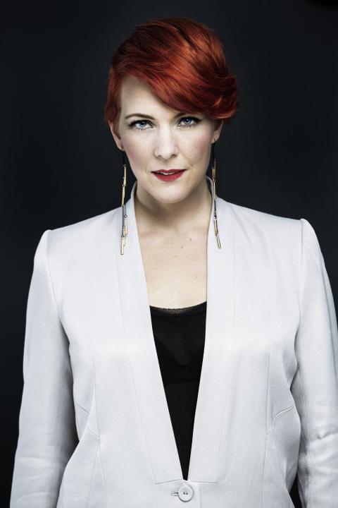 Författarscenen: Madeleine Bäck