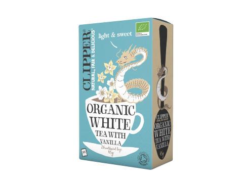 Clipper White Tea with Vanilla
