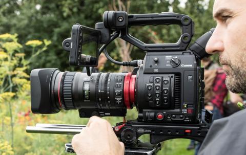 Canon gir et innblikk i fremtidens tv- og filmproduksjon på IBC med innovative 4K arbeidsflytløsninger