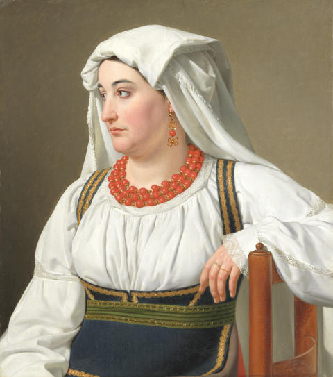 New acquisition: Five paintings by Christoffer Wilhelm Eckersberg