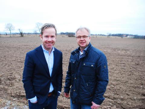 Robin Lundgren och Per-Olof Ingemarsson