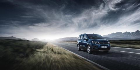 Premiär: Peugeot Rifter - skapad för vardagens äventyr