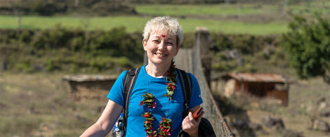 Susanne fra Lystrup sikrer rent vand i Nepal