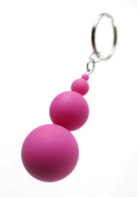 Pink Size for Life – Nyckelringen som visar hur viktigt det är att gå på hälsokontroll med mammografi