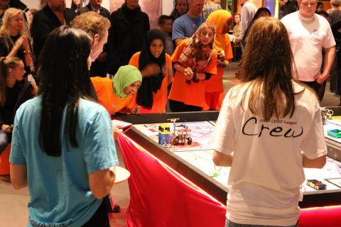 First Lego League på Innovatum – nu större än någonsin