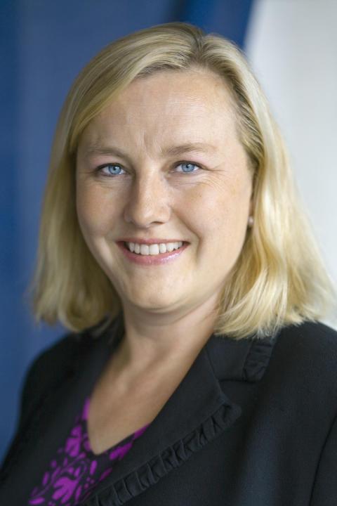 Handelsminister Ewa Björling uppskattades på Åre Kapitalmarknadsdagar