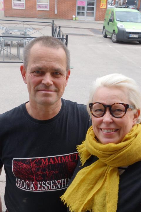 Henrik Enbom och Isa Kukkapuro-Enbom, Trash Design