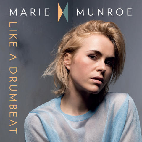 "Ny single fra Marie Munroe""Like a Drumbeat"" - slippes imorgen 9. mai"