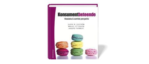Ny bok - första svenska boken i konsumentbeteende