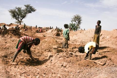 Weltkindertag: Kinderarbeit an der Tagesordnung