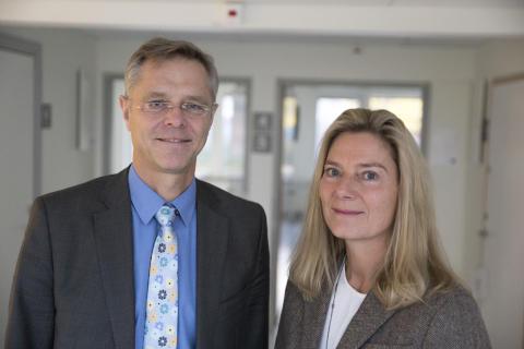 Vårdavdelning i Trelleborg blir testbädd för nya idéer