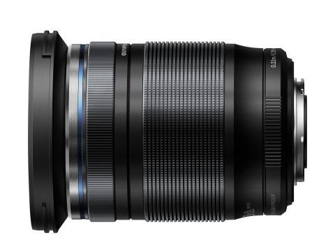 Olympus lanserer det hittil kraftigste zoomobjektivet for speilløse kameraer