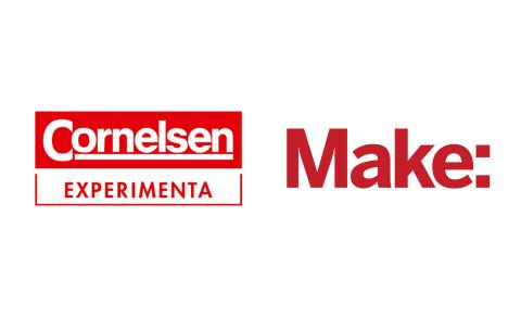 Cornelsen Experimenta Kooperation Make Magazin Heise Medien