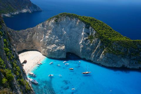 Sommarens favoritresmål: Antalya i topp och Grekland på stark uppgång