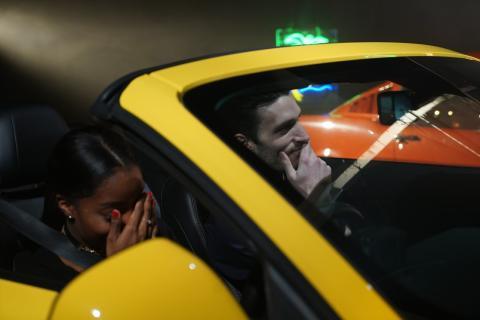 Blind date i en Mustang 3