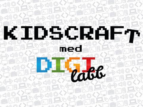 Kidscraft med DigiLabb