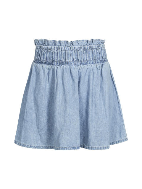 RILEY RUFFLE SKIRT