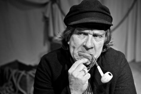 Skuespiller Morten Eisner fortæller om Hark Olufs rejse