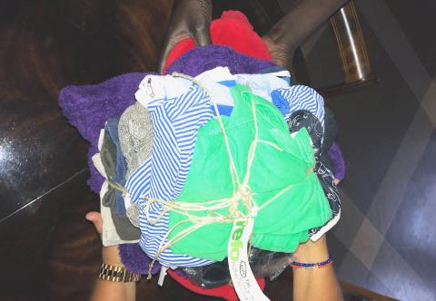 Skyddsvärnet och Refo startar klädinsamling för barn
