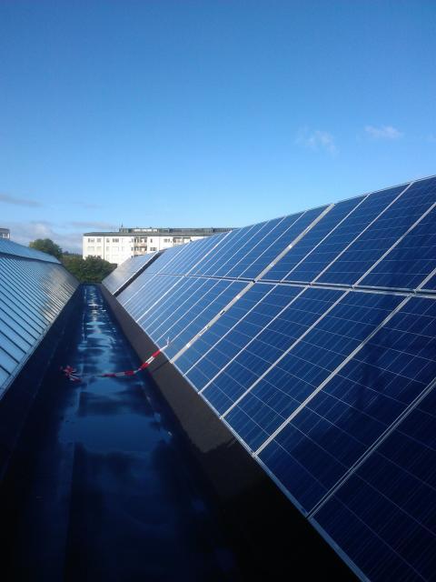 Ska utveckla nya solenergilösningar