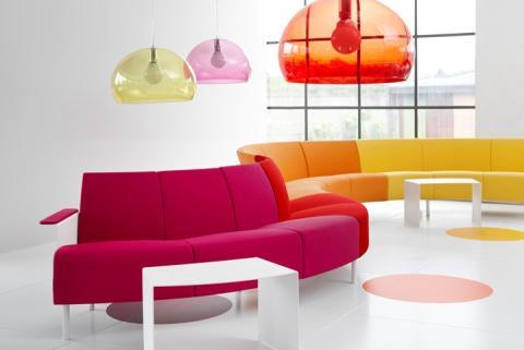 Hur påverkar färger din kontorsmiljö?