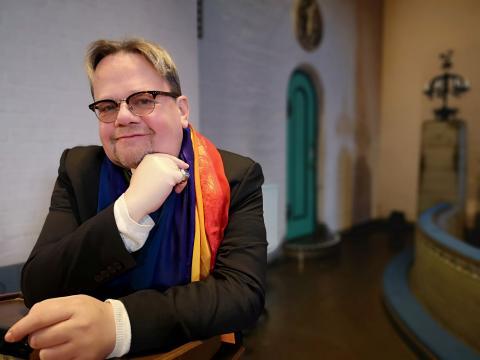 Lars Gårdfeldt finalist i Diversity Index Award 2019