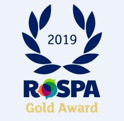 RoSPA Gold Award for West Midlands Railway and London Northwestern Railway