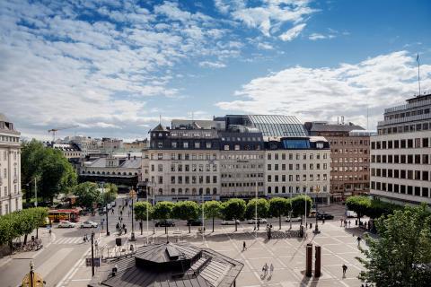 Humlegården Fastigheter AB (publ) Års- och hållbarhetsredovisning 2017