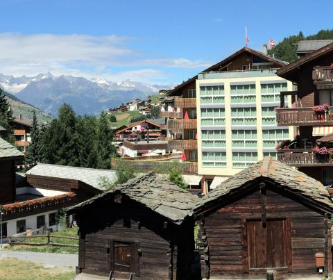 Family Hotel & Spa Desirée (Wallis)