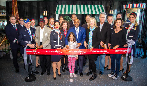 Norwegian's Inaugural Flights from Denver and Oakland to Paris Now In Service