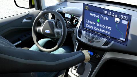 Efterfrågan på Fords system för fickparkering är dubbelt så stor än väntat - bild 3