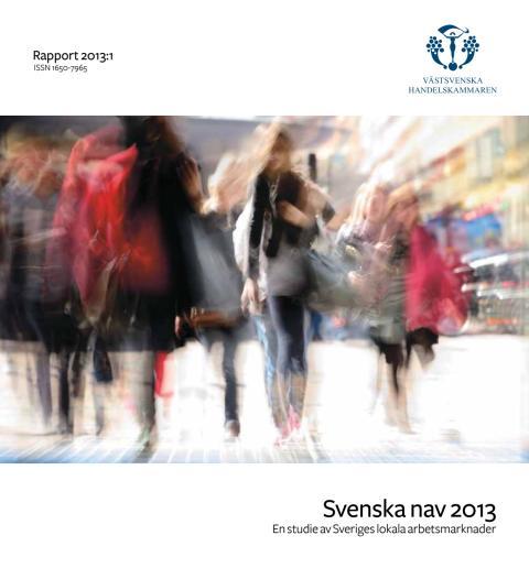 Rapporten Svenska nav