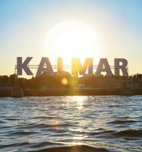Kalmar är näst bästa sommarstaden!