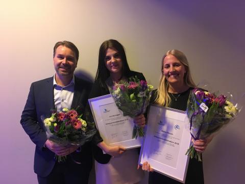 Snabbare kirurgi, bättre energilagring och renare vatten: entreprenörer från Chalmers Ventures vinner ÅForsk Entreprenörsstipendie