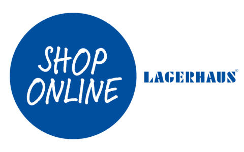 New Concept Also for Lagerhaus E-commerce