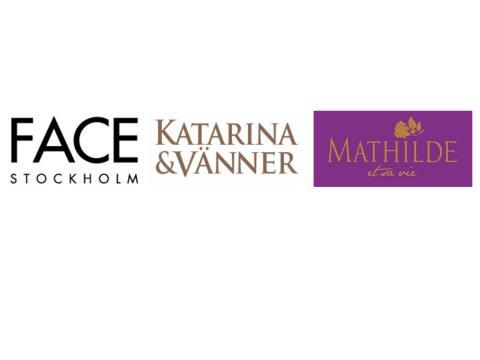 FACE Stockholm, Katarina&Vänner och Mathilde väljer BeX® Online