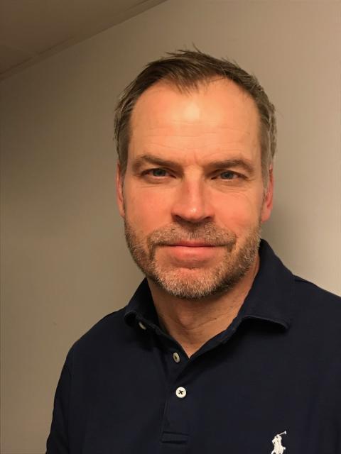 Mattias Lindström, Director of Sales Zebra Norden