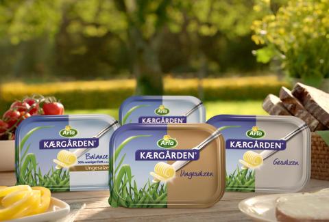 Vier Arla Kærgården®-Varianten werden bald in Deutschland am Standort Pronsfeld produziert