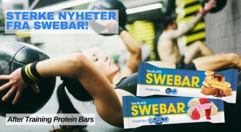 Sterke nyheter fra Swebar!