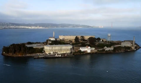 Inside Alcatraz: Legends of the Rock